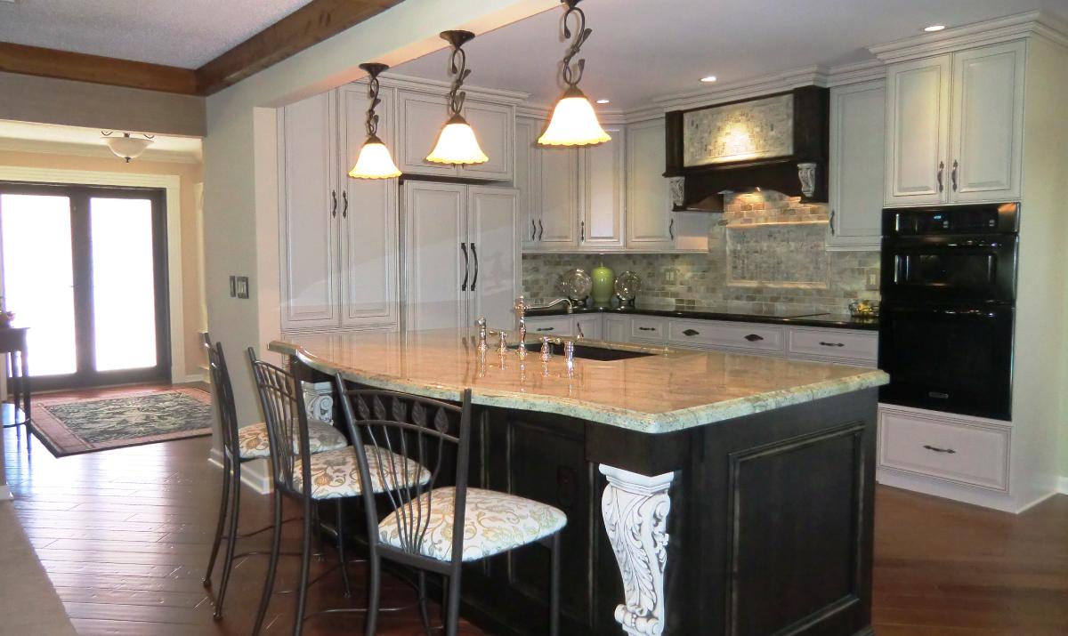 Kitchen Island Mcdonough Construction