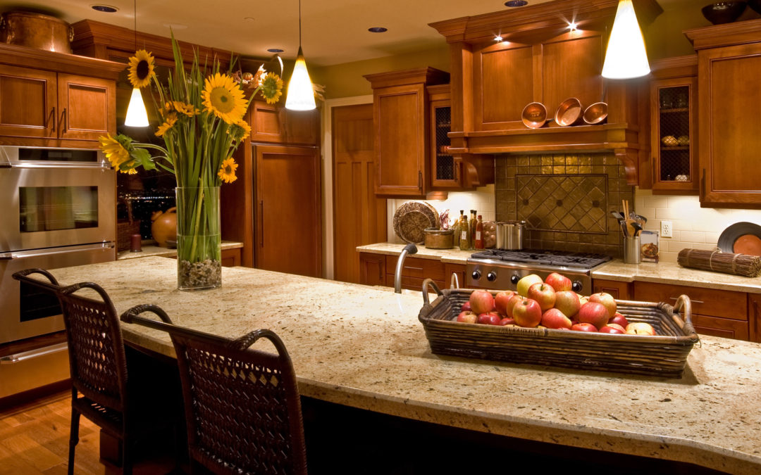 4 Creative Kitchen Island Ideas