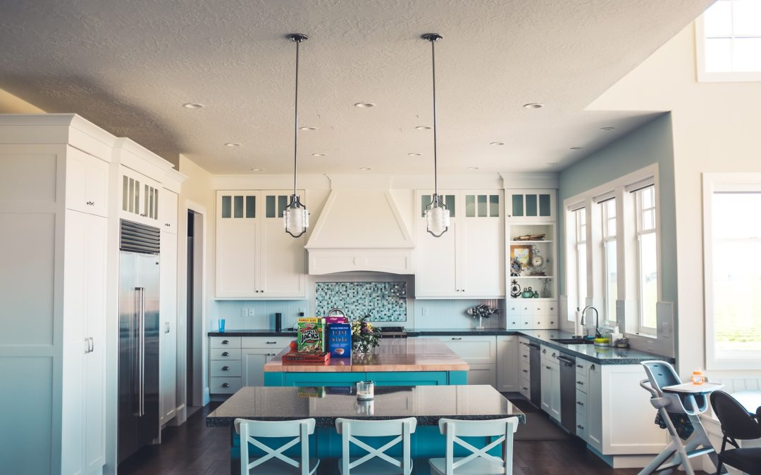 8 Inexpensive Ways to Add Color to Your Kitchen