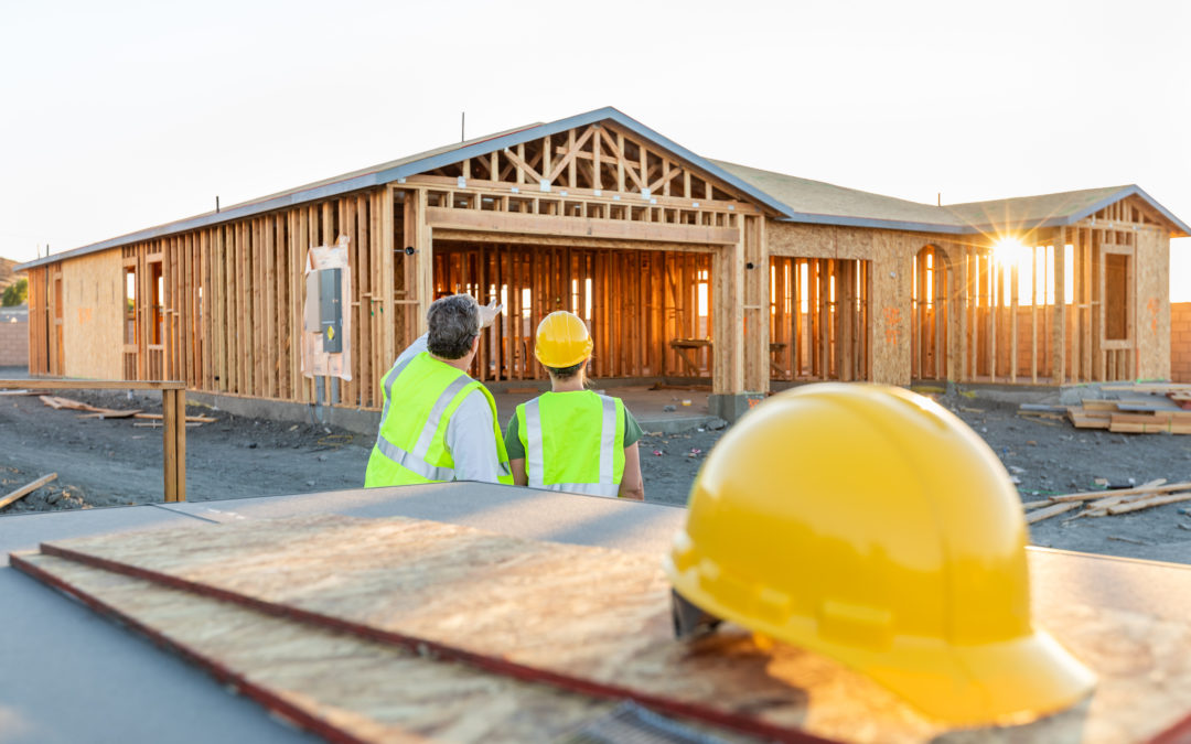 Home Building Activity up 12%: Highest Number in More Than a Decade