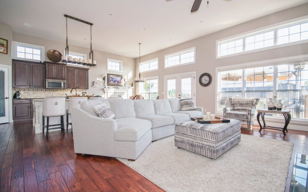 6 Reasons Why You Should Have an Open Floor Plan