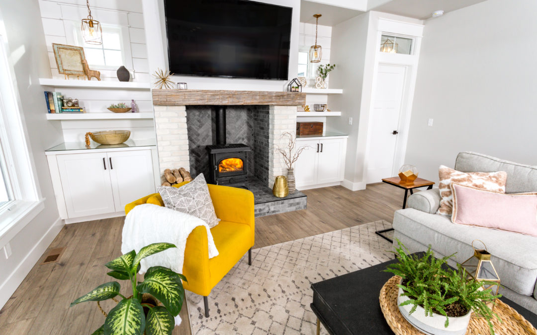 DIY Living Room Projects to Complete During Quarantine