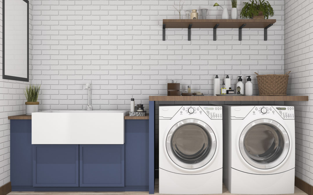 Laundry Room Remodel: 5 Essential Items