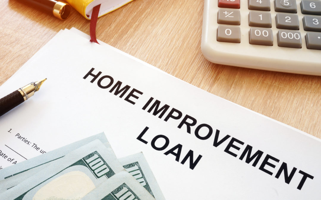 The Top Four Ways to Finance Your Home Improvement Project