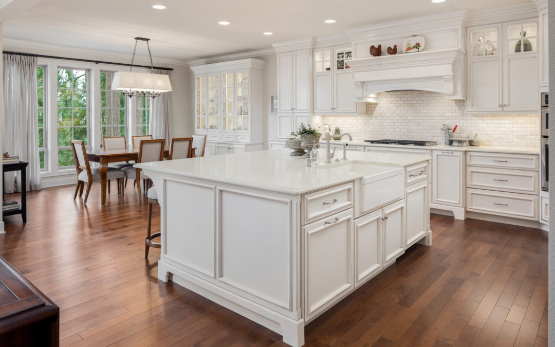 How do Solid Surface, Quartz, and Granite Countertops Compare?