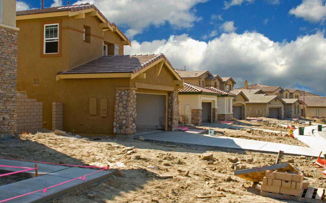 Is The Home Shortage Creating New Residential Construction?
