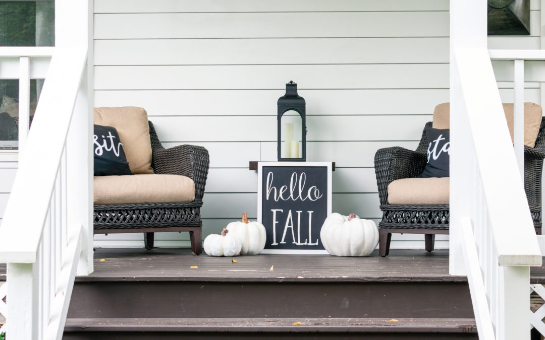 How To: Make Your Home Festive For Fall