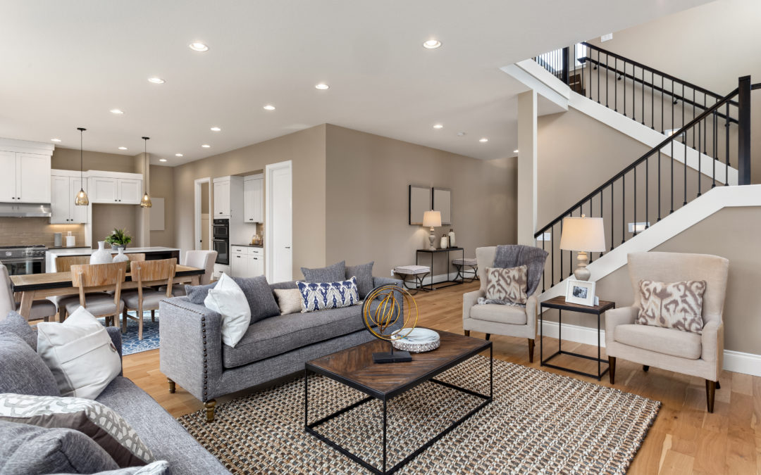 Open Floor Plans: Are They In or Out?