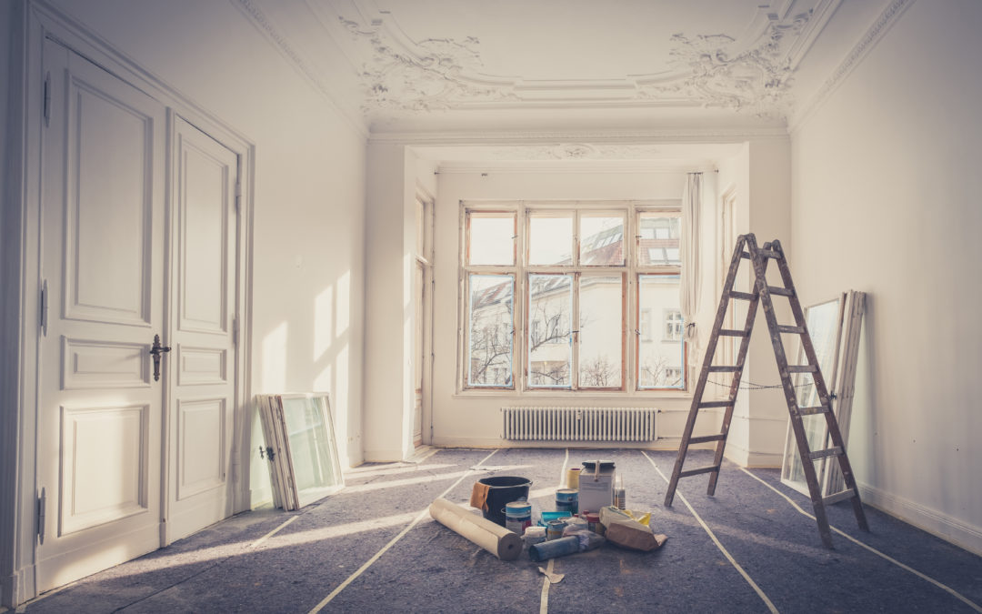 Renovating A Home with Limited Square Footage